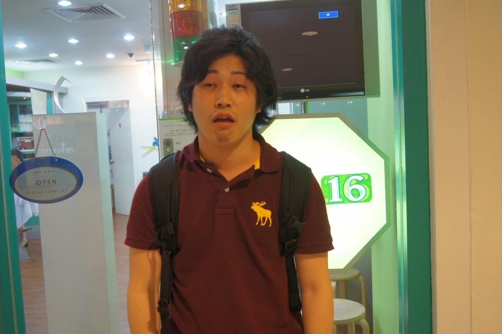 """マレーシアで、""""12分の身だしなみ『QQ cut』""""に挑戦してみた。2"""