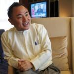 5つ星ホテルで働く傍ら、孤児院での支援活動、僧院での日本語教育に携わる日本人。ー 元チャトリウムホテル セールスマネージャー大河内氏