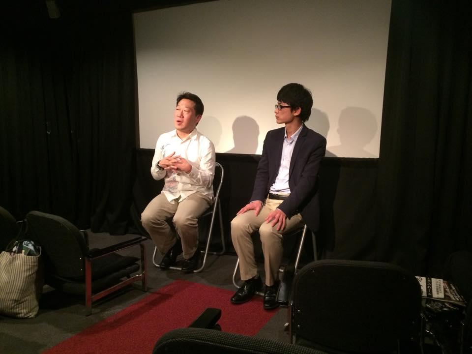 「恋するミナミ」トークイベント
