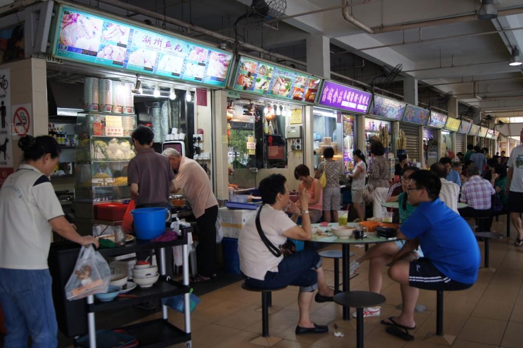 """シンガポールは外食天国!B級グルメの象徴""""ホーカーズ""""に新風現る ..."""