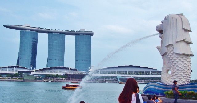 シンガポールの中のASEAN01