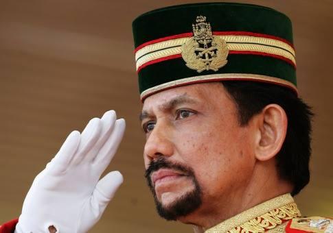 ブルネイ国王
