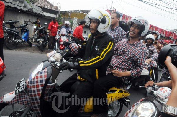 Jokowi-ojek