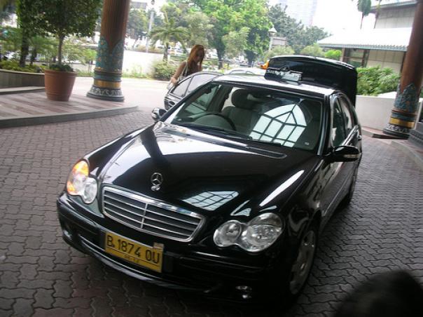 巨大都市ジャカルタの交通手段03