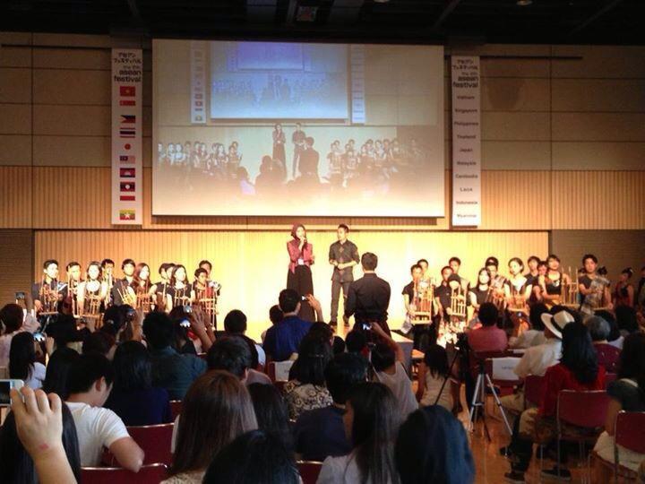 来場者1000人以上!7割はASEAN出身者!この夏最後の思い出を、六本木でASEANの仲間たちと!第9回 ASEAN FESTIVAL 2014 03