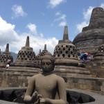 """世界最大のムスリム人口・インドネシアにある、世界最大の""""仏教""""遺跡「ボロブドゥール寺院」がスゴい"""