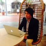 """シンガポールの現地人向けにクーポンサイトを展開。日本の商材を扱う""""Japapon""""の運営をする、ロビンシンガポールパートナーズ代表大野雄一郎氏"""