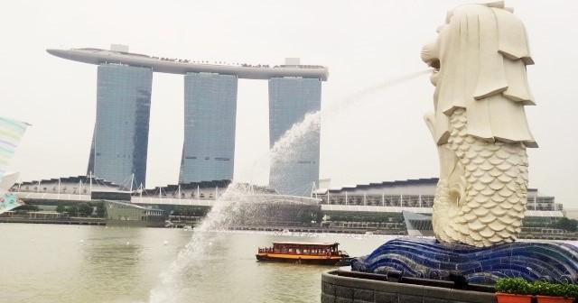 写真1-シンガポール(伊能すみ子)