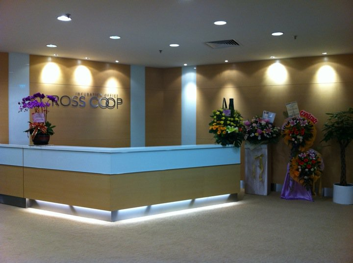 クロスコープ シンガポール
