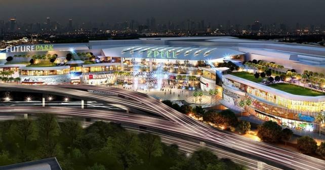 スキー場も完備!バンコク郊外に2つの巨大商業施設が完成
