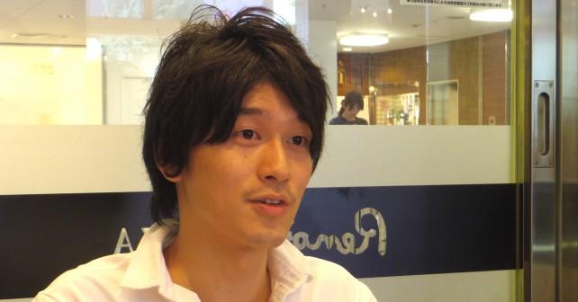 Task Share株式会社 代表取締役社長 森井健太氏