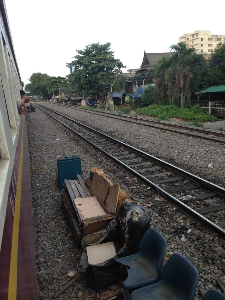 バンコク 線路