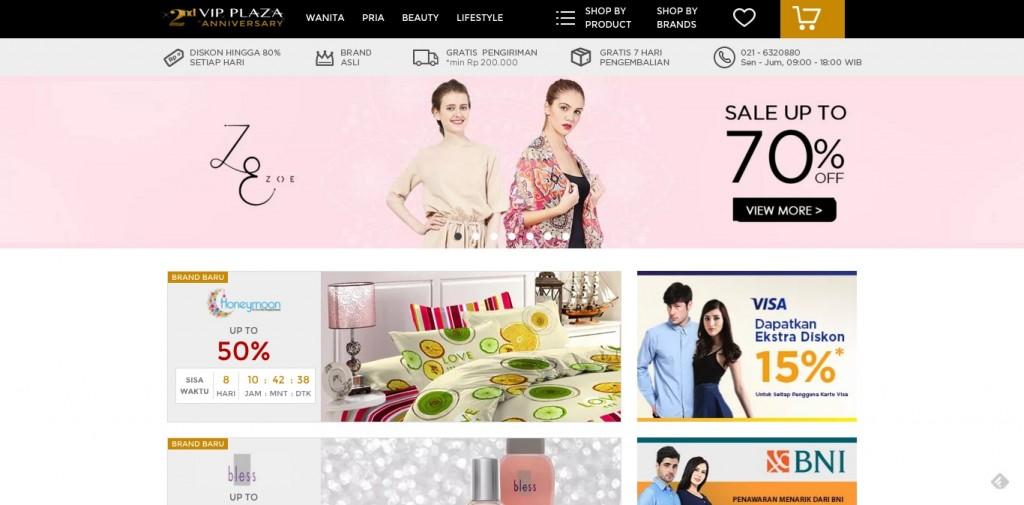 FireShot Capture 77 - VIP Plaza Indonesia I Branded Fashion Online Baz_ - http___www.vipplaza.co.id_