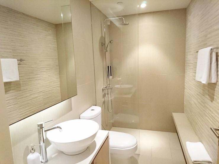 10SGシャワー室