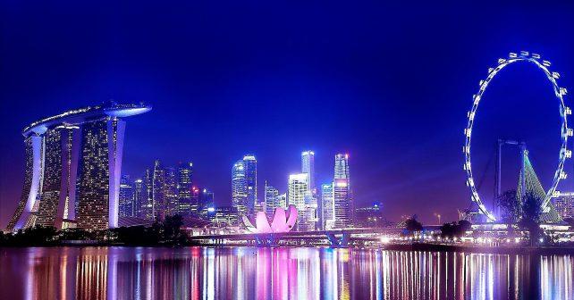 6947377-singapore-night-view
