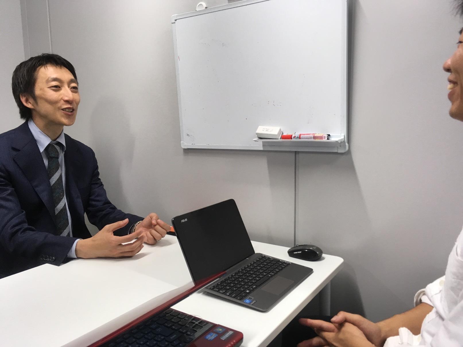金さん_インタビュー時