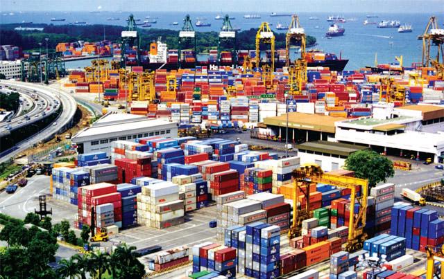 Singapore-Trading