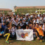 「カンボジアの夢と希望と勇気の象徴として国民の生活に欠かせない心の潤いとなる」  カンボジアでサッカークラブを経営する加藤明拓氏