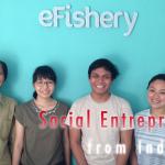 【社会起業家特集】社会問題を解決することは自分自身の問題を解決すること eFishery, Gibran Huzaifah氏