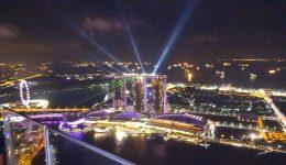 思わずうっとり・・・夜景を楽しめるシンガポールのおすすめルーフトップバー5選
