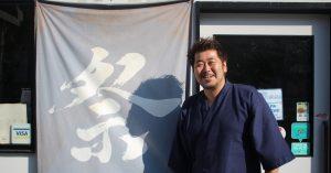 16億人のムスリムのために日本食をおもてなす。芸人志望だった佐野氏がなぜムスリム向けの日本食レストランを始めたのか。−日本食レストラン祭 佐野氏−