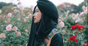 ファッションを超えたアートからイスラームを発信  「私」の目に映る世界を伝えたい!  ー Aufa Tokyoー