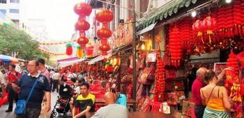 旧正月に金運アップ!シンガポールの縁起物「ローヘイ」とその驚愕の食べ方
